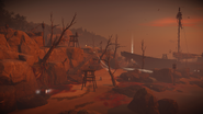 Beach from The Shores of Vengeance