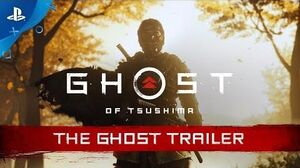 Ghost of Tsushima - The Ghost