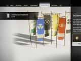 Sashimono banners