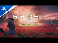 Ghost of Tsushima Director's Cut - Announcement Trailer - PS5, PS4