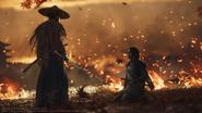 Screenshot E3 10 - Ghost of Tsushima