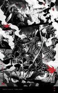 Ghost of Tsushima Poster 4 by Takashi Okazaki