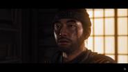 Jin Sakai close-up