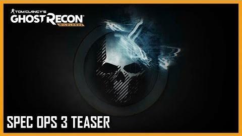 Tom Clancy's Ghost Recon Wildlands Special Operation 3 Teaser Ubisoft NA