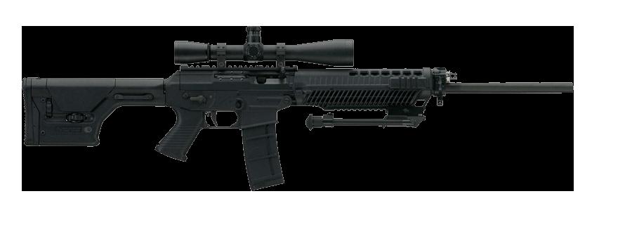 SIG 556 Sniper