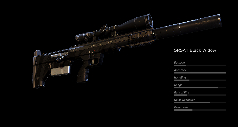 SRSA1 Black Widow