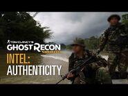 Tom Clancy's Ghost Recon Wildlands - Intel- Authenticity -EUROPE-