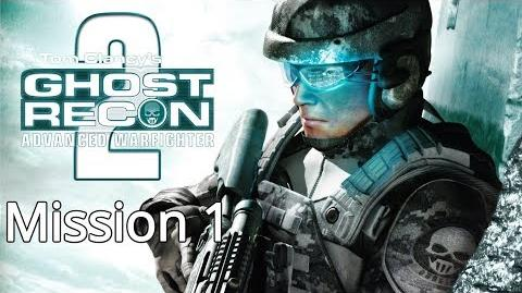 Ghost Recon Advanded Warfighter 2 - Need Your Cojones, Son.