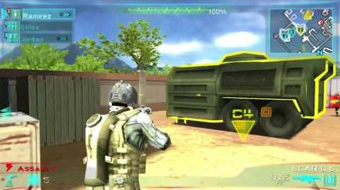 Tom Clancy's Ghost Recon- Predator - M8 Local Contact