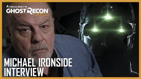Ghost Recon Wildlands Michael Ironside Talks Splinter Cell Crossover UbiBlog Ubisoft NA