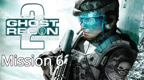 Ghost Recon Advanced Warfighter 2 - The Price of Peace