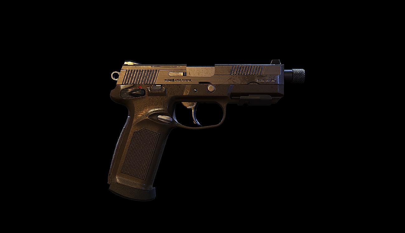 FN FNP-45/Ghost Recon Wildlands