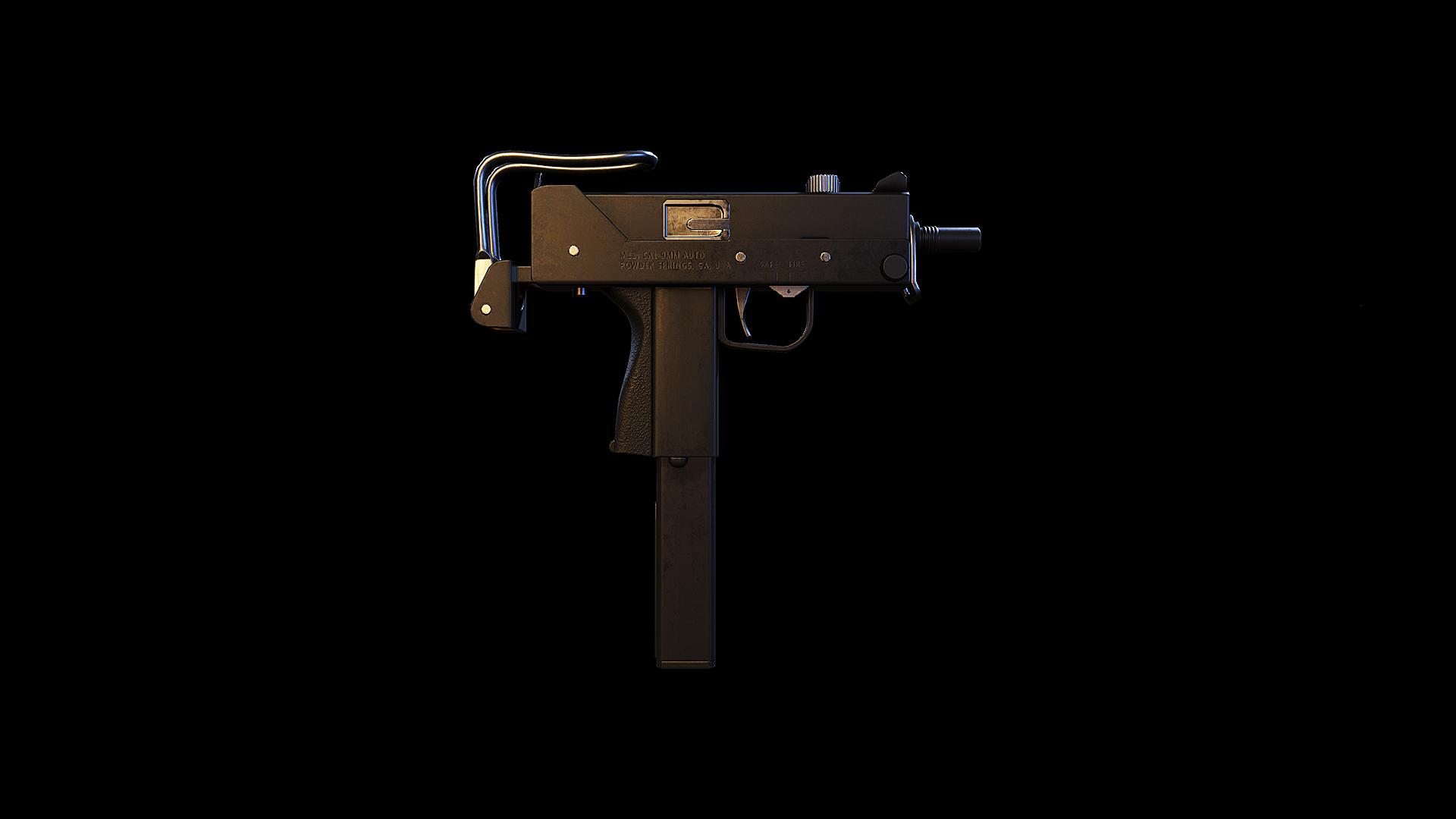 SMG-11/Ghost Recon Wildlands
