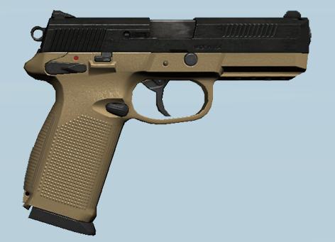 FN FNP-45/Ghost Recon Phantoms