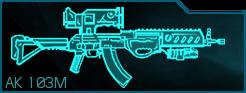 AK 103M