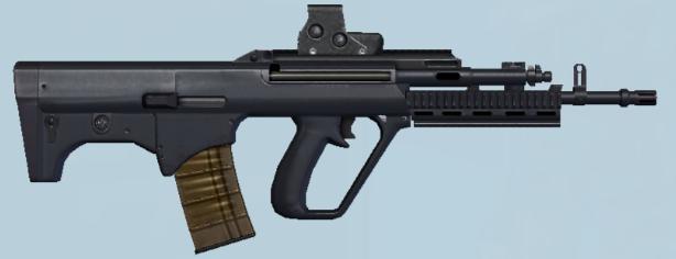 SAR-21/Ghost Recon Phantoms