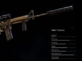 M4A1 Tactical