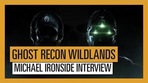 Tom Clancy's Ghost Recon Wildlands - Michael Ironside Interview-0