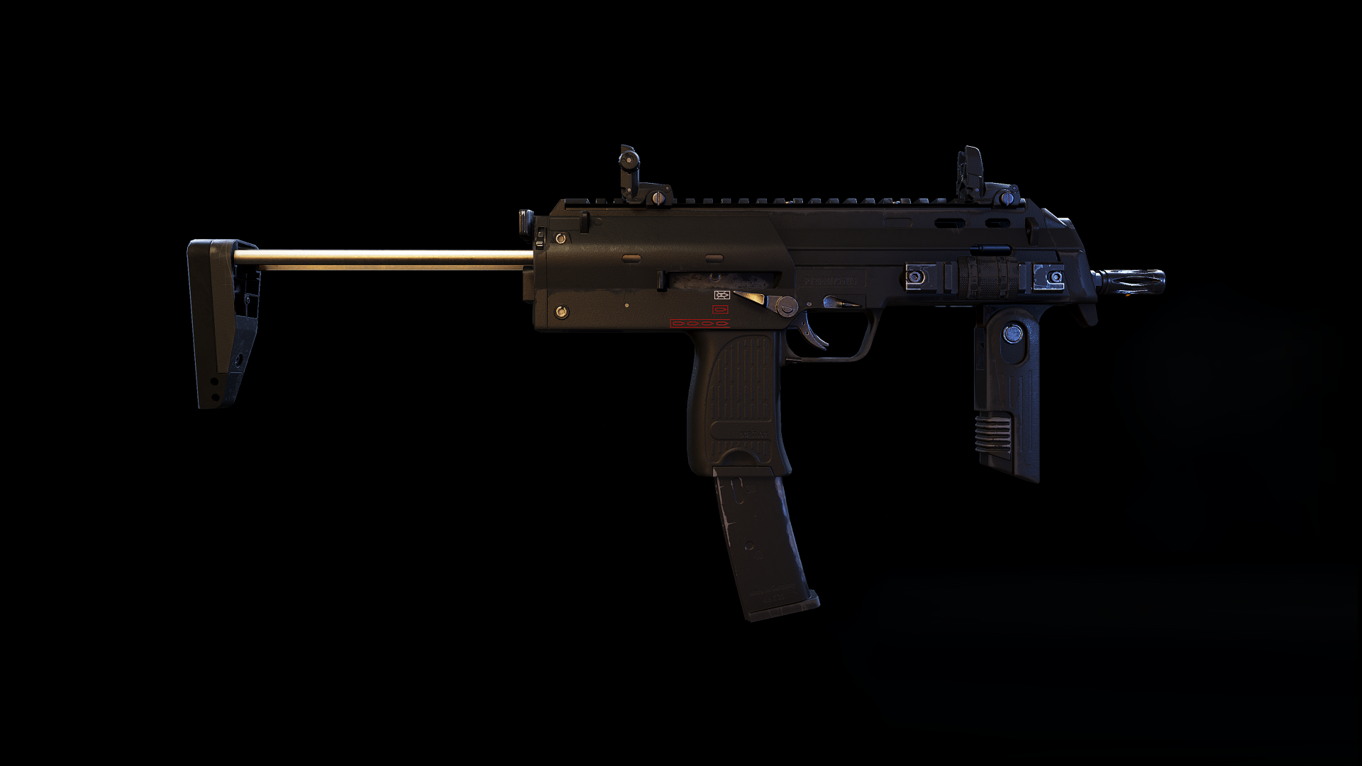 MP7/Ghost Recon Wildlands