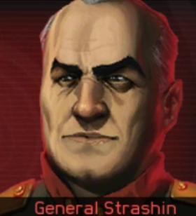 General Strashin