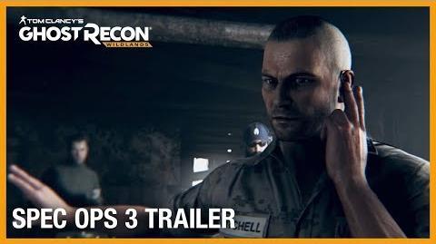 Tom Clancy's Ghost Recon Wildlands Special Operation 3 Trailer Ubisoft NA