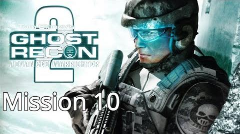 Ghost Recon Advanced Warfighter 2 - Who the hell are these guys?