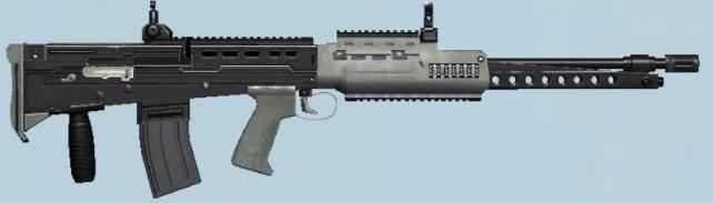 SA-80/Ghost Recon Phantoms