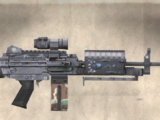 M249 SAW/Ghost Recon 2