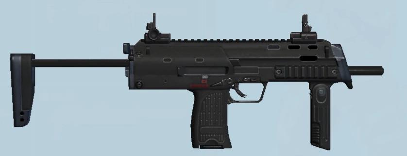 MP7/Ghost Recon Phantoms