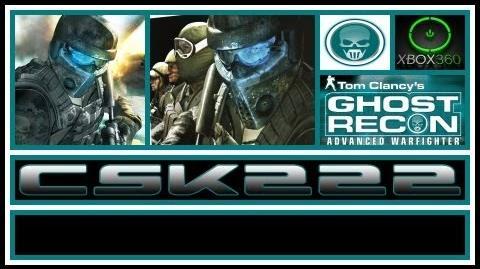 GRAW 2 - Campaign - Mission 03 - Locks