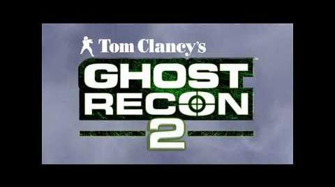Ghost Recon 2 Intro