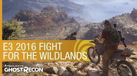 Tom Clancy's Ghost Recon Wildlands Trailer Fight for the Wildlands – E3 2016 US
