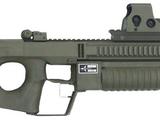 Modular Rifle-Caseless