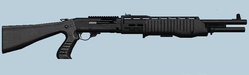 SPAS-12/Ghost Recon Phantoms