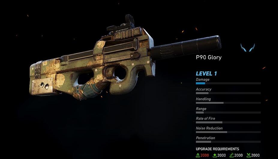 P90 Glory