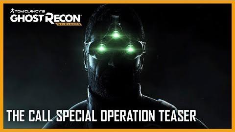 Tom Clancy's Ghost Recon Wildlands The Call - Special Operation Teaser Ubisoft NA