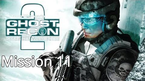 Ghost Recon Advanced Warfighter 2 - Codenamed Farallon