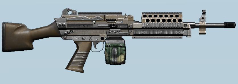 MK 48/Ghost Recon Phantoms