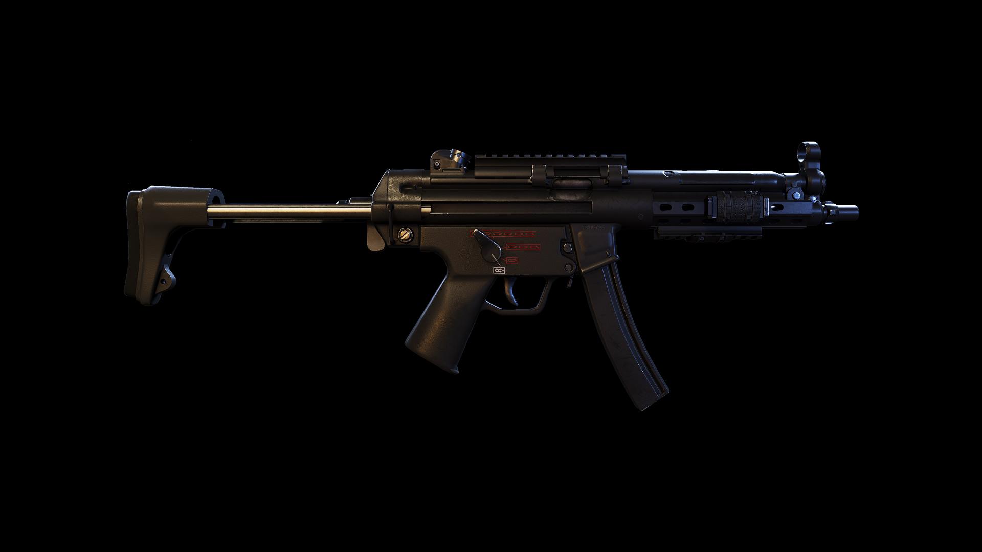 MP5/Ghost Recon Wildlands