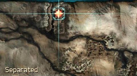 Tom Clancys Ghost Recon Shadow Wars- Chapter 1 - Separated