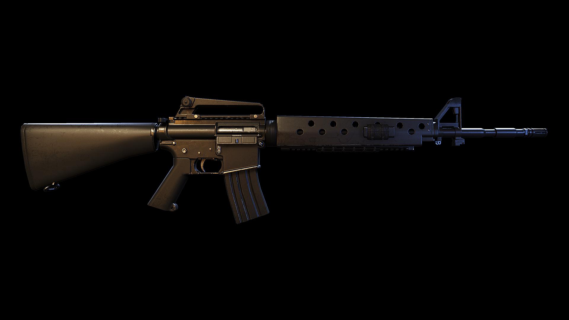 M16/Ghost Recon Wildlands