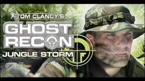 Ghost Recon Jungle Storm