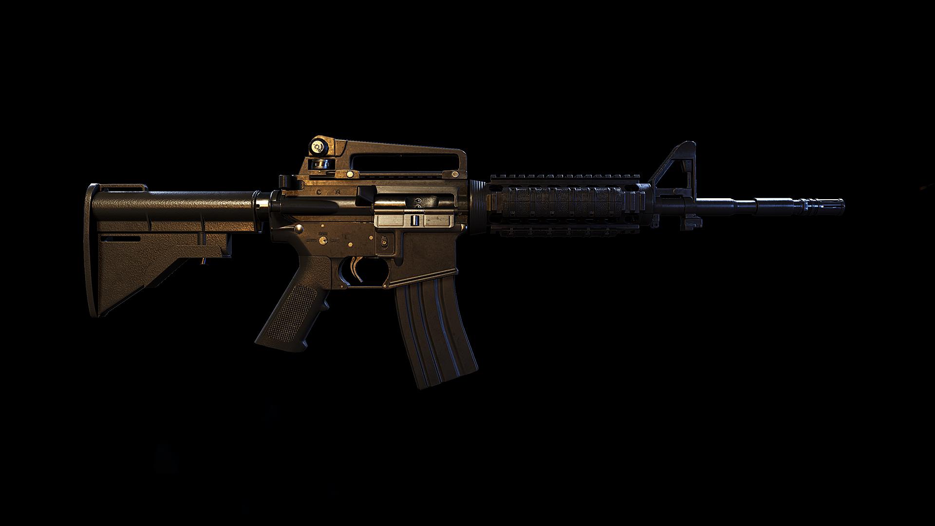M4A1/Ghost Recon Wildlands