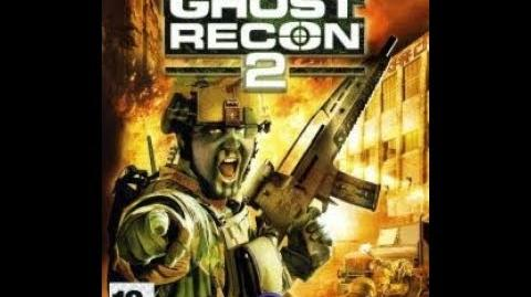 Ghost Recon 2 - Fuel Depot - Mission 12
