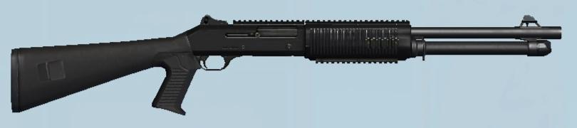 M4 Super 90/Ghost Recon Phantoms