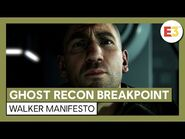 Ghost Recon Breakpoint- E3 2019 Walker Manifesto