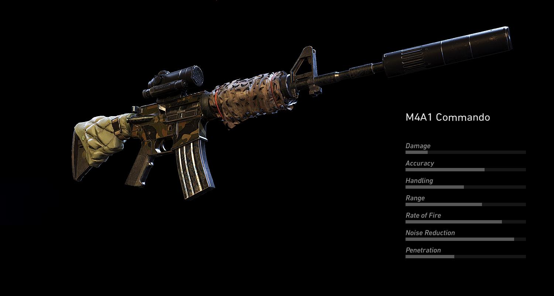 M4A1 Commando