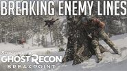 Ghost Recon Breakpoint - Equipment Depot Extreme difficulty (Ultra Graphics)