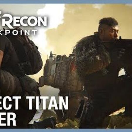 ghost recon breakpoint titan alpha