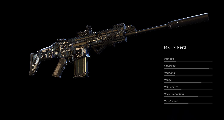 MK17 Nerd